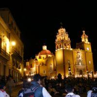 Guanajuato, Plaza de la Paz, Валле-де-Сантъяго
