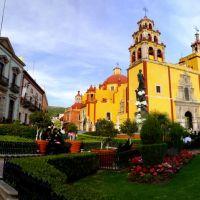Plaza de la Paz, Guanajuato, Mexico, Валле-де-Сантъяго
