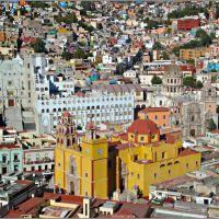 Guanajuato, Gto, Валле-де-Сантъяго