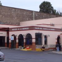Museo de las momias, Гуанахуато