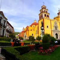 Plaza de la Paz, Guanajuato, Mexico, Гуанахуато
