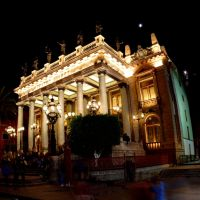 Teatro Juarez, Guanajuato, Гуанахуато