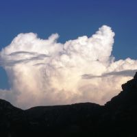 """ERUPCION DE ALGODON¡¡¡ or """"thunderstormclouds"""", Гуанахуато"""