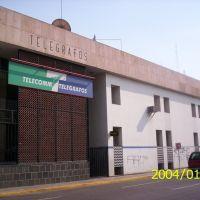 TELEGRAFOS, Ирапуато