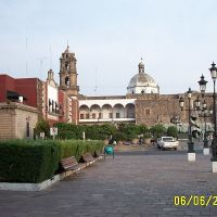 Plaza Fundadores, Ирапуато