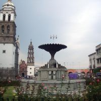 Fuente Florentina, Ирапуато