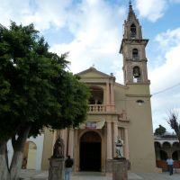 Capilla Guadalupana, Irapuato, Ирапуато