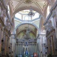 Dentro del Convento de San Francisco, Ирапуато