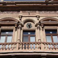 Balcones Casa Martínez y Madrazo y su León de Bronce, Леон (де лос Альдамас)