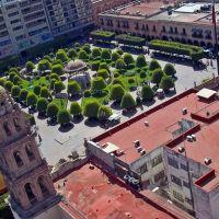 Plaza Principal, Леон (де лос Альдамас)