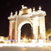 El Arco de La Calzada de Los Héroes León Guanajuato México, Леон (де лос Альдамас)