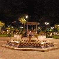 El Jardin de noche (at night), Пенхамо