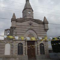 Iglesia de San Antonio en Pénjamo, Guanajuato, Пенхамо