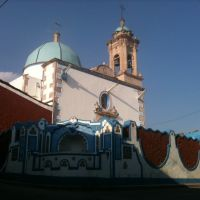 iglesia de la virgen, Пенхамо