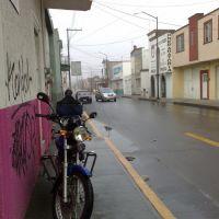 calle morelos, Саламанка