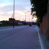 calle comonfort, Саламанка
