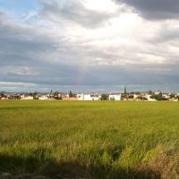 mirando la lluvia de juventino, Саламанка