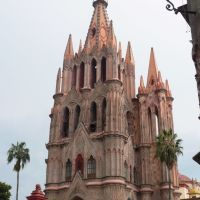 Iglesia Gótica San Miguel, Саламанка