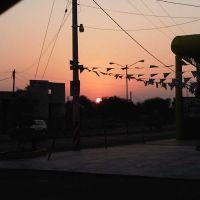 amanecer en Celaya gto, Селая