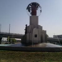 Monumento Jean Henri Dunant, Селая