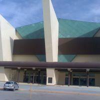 Vista Frontal de Auditorio Centenario, Гомес-Палацио
