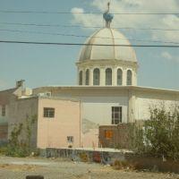 templo expiatorio (Catholic expiatory temple), Гомес-Палацио