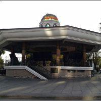 Kiosco, Plaza de Armas de Gómez Palacio, Гомес-Палацио