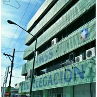 oficinas del imss (offices), Гомес-Палацио