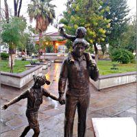 Monumento a la Familia Lagunera, Гомес-Палацио