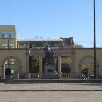 Monumento A Benito Juárez, Дуранго