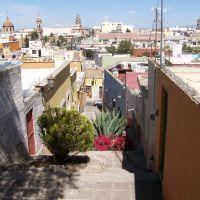 Vista de la ciudad desde el Cerro del Calvario, Дуранго