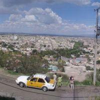 Vista desde el cerro de los remedios, Дуранго