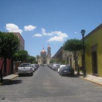 San Agustin, Дуранго
