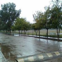 Día lluvioso, Канатлан