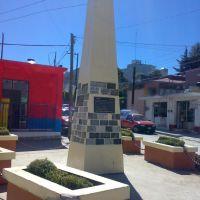 Ovelisco - Monumento a las Misiones, Гуэхутла-де-Рейес