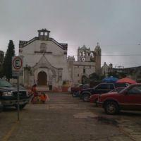 Iglesia de Zacualtipan, Иксмикуилпан