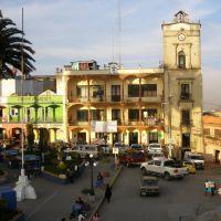 Zacualtipan City Hall, Иксмикуилпан