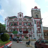 Palacio municipal de Zacualtipan, Иксмикуилпан