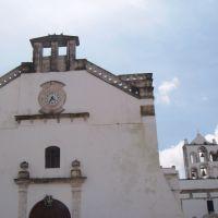 parroquia de nuestra sra. de la encarnacion, Иксмикуилпан