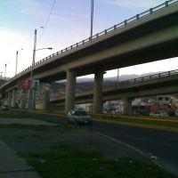 Distribuidor vial Bicentenario, Пачука (де Сото)
