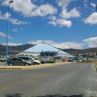 vista a polideportivo, Пачука (де Сото)
