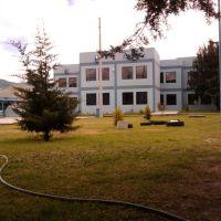 edificio de gastro, Пачука (де Сото)
