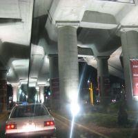 Distribuidor vial bicentenario - inaugurado Feb 2008, Пачука (де Сото)