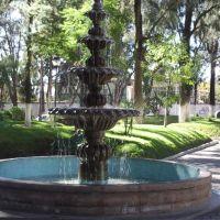 Fuentes del Parque Pasteur, Пачука (де Сото)