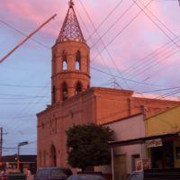 Parroquia De Nuestra Señora Del Refugio, Matamoros, Coahuila, Матаморос