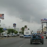 Boulevard Harold R. Pape, Монклова