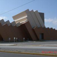 teatro de la ciudad Piedras Negras Coahuila, Пьедрас-Неграс