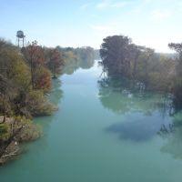 Río Sabinas, Салтилло