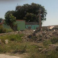 casas destruidas, Салтилло