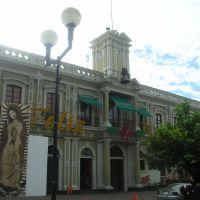 Palacio municipal, Колима